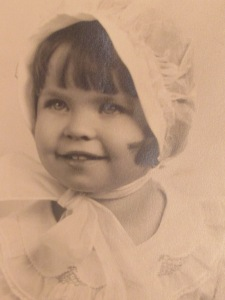 My mom- circa 1934