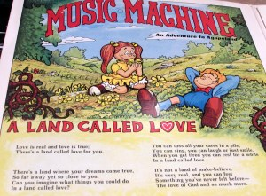 Music Machine page 1