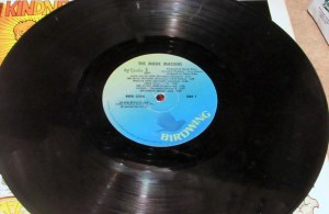 Music Machine record side 1 real