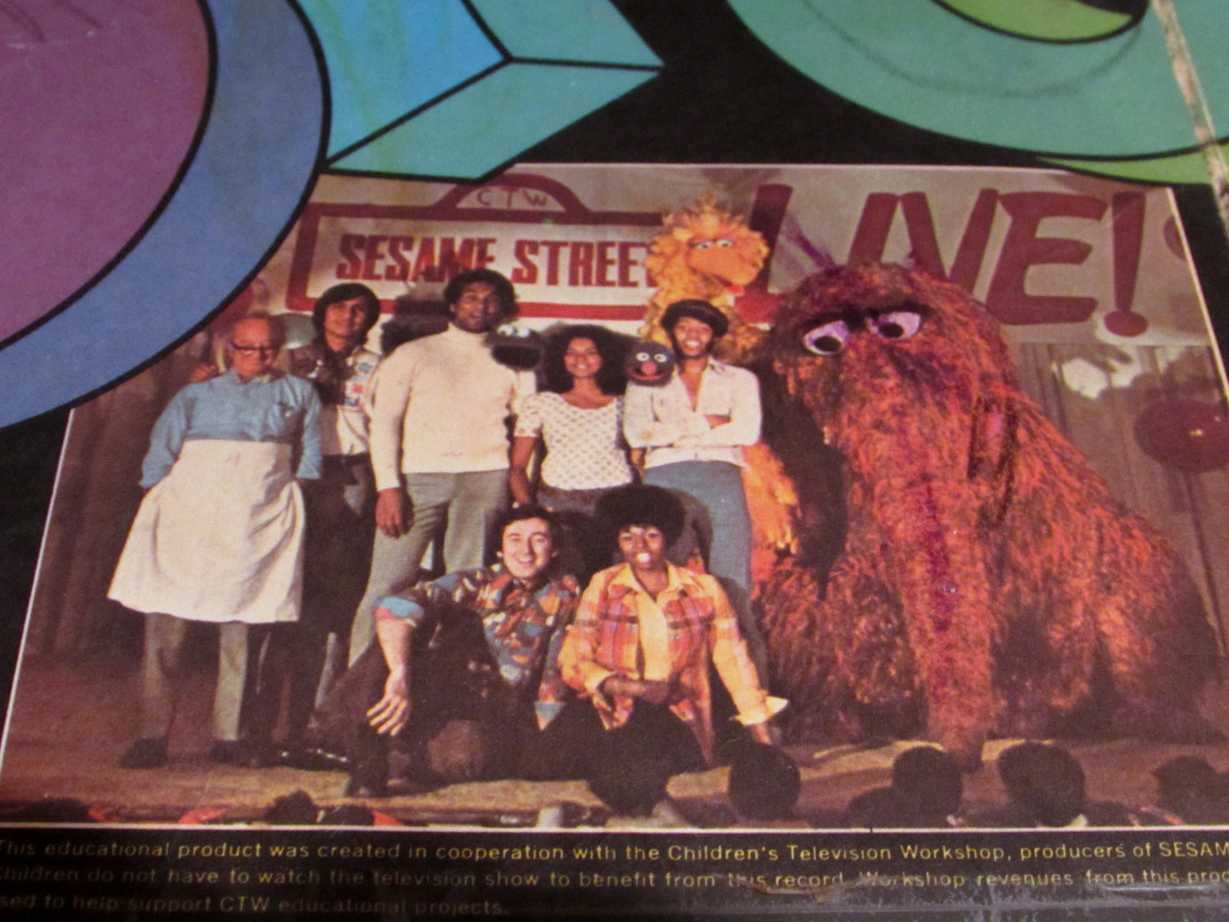 Vintage Seseme Street 108